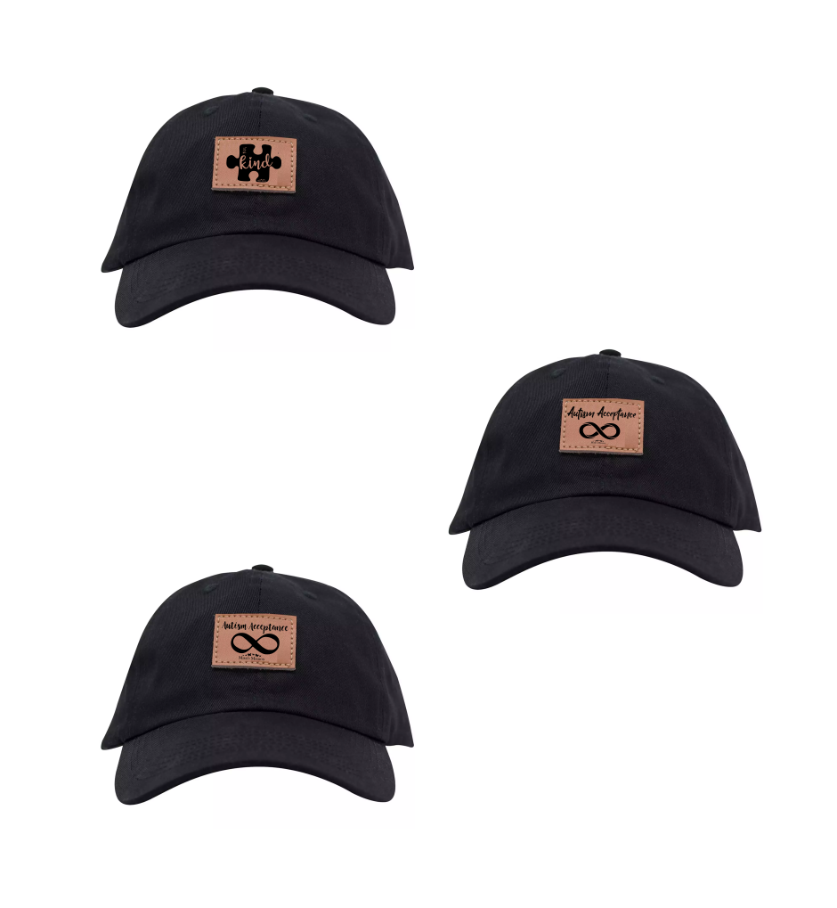 Autism Awareness/Acceptance Hats