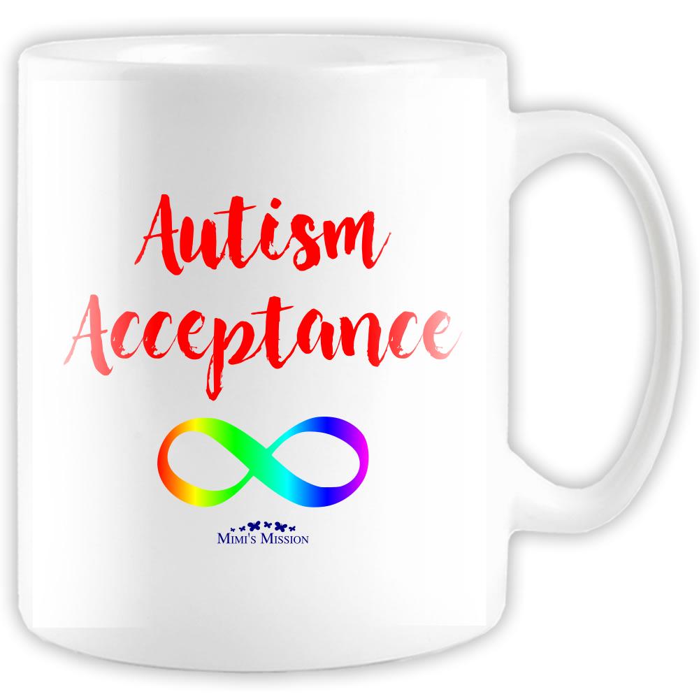 Autism Awareness/Acceptance Mugs